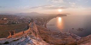 Судак Генуезская крепость